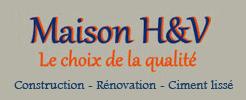 MAISON H & V SPRL - Entreprise générale de construction